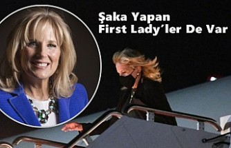 First Lady'den 1 Nisan Şakası