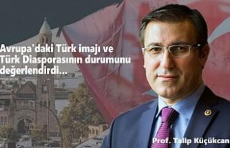 Küçükcan: Avrupa'daki 'Türkofobi'nin Temelinde Çıkar Çatışması Var