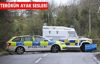 Kuzey İrlanda'da Polis Aracına Bomba