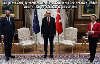 Protokol Sorununun Altından AB Liderlerinin İç Çekişmesi Çıktı