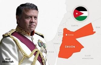 Ürdün Krallığı Kuruluşunun 100'üncü Yılını Kutluyor