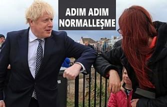 Başbakan Johnson, Sosyal Mesafenin Kalkacağı Tarihi Açıkladı