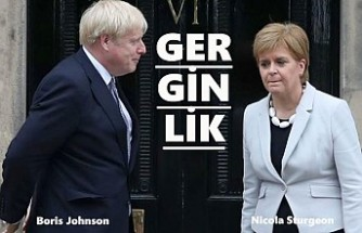 Boris Johnson, Referanduma Sert Tepki Verdi