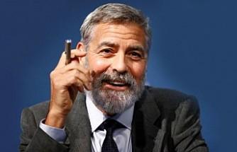 George Clooney'e Göre 'Yaşlanmak Ölmekten İyidir'