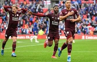 İngiltere Federasyon Kupası Leicester City'nin