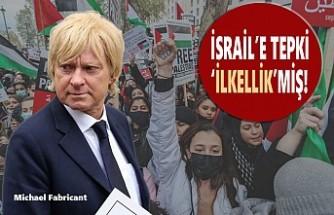 İnglitere'de Muhafazakar Vekil, İsrail Karşıtı Göstericilere Hakaret Etti