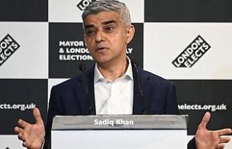 Londra Belediye Başkanlığına İkince Kez Sadiq Khan Seçildi