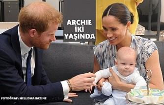 Meghan Ve Harry, Oğullarının Doğum Gününde Bağış Çağrısı Yaptı
