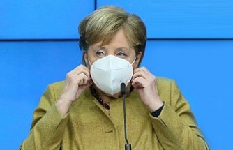 Merkel'den Koronavirüs Üçüncü Dalga Açıklaması