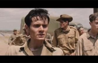 Angelina Julie'nin Filmi Unbroken Fragman2