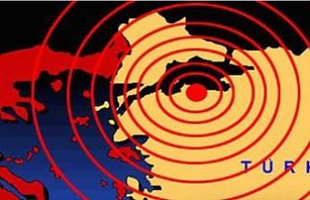 Balıkesir'de art arda iki deprem!