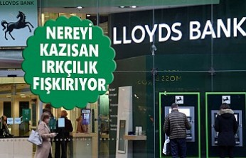 Lloyds Bank'ta Ten Rengine Göre Maaş!