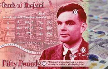 Yeni £50 Banknotun Tedavüle Çıkacağı Tarih Belli Oldu
