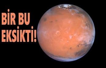Bilim İnsanları 'Mars Vebası' İçin Uyardı