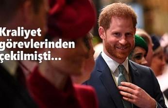 Prens Harry'nin Soyadı Ne Oldu?