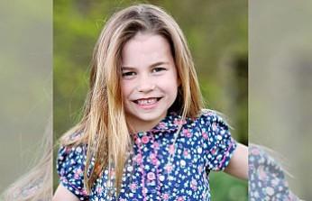 'Yayla Güzeli' Prenses Charlotte Altı Yaşında