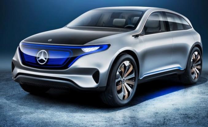 Mercedes-Benz 'E-mobilite' teması tanıtılıyor
