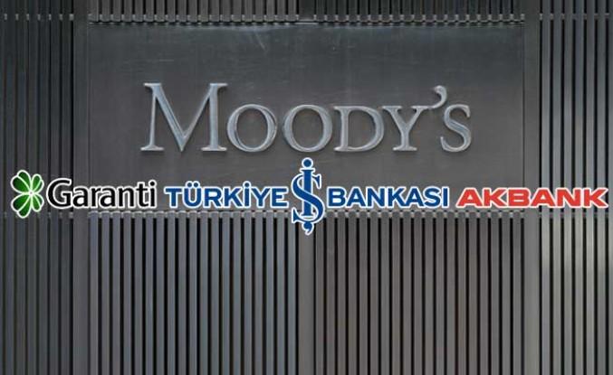 Moody's'den Üç Özel Türk Bankası Analizi