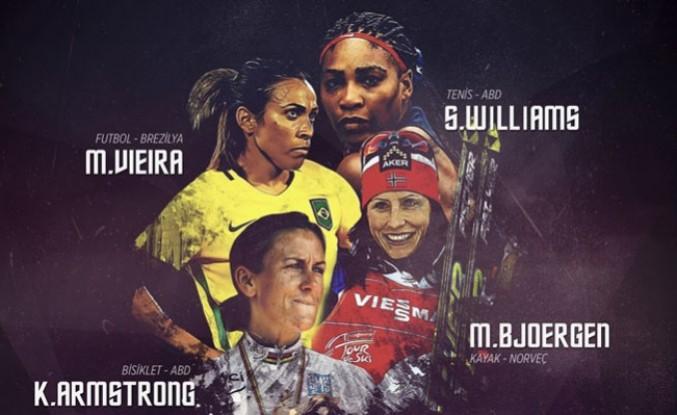 Sporda Tarih Yazan Kadınlar
