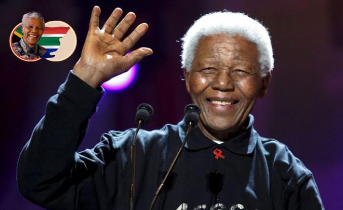 """Güney Afrika'da """"Özgürlüğün lideri"""" Mandela"""