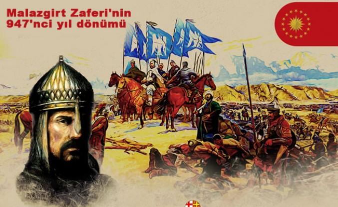 Anadolu'yu Türklere yurt yapan büyük zafer