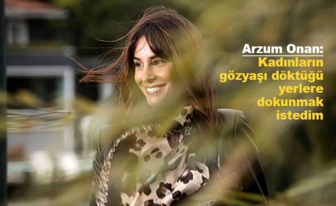 """Arzum Onan'ın """"Kadın"""" sergisi 3 Ekim'de"""