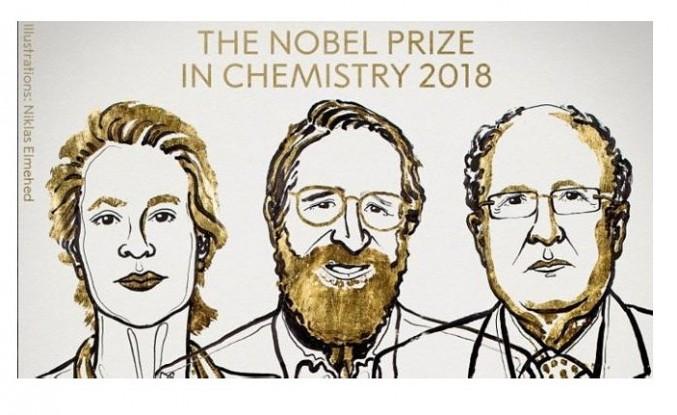 Nobel Kimya Ödülü, protein üretimi çalışmaya verildi