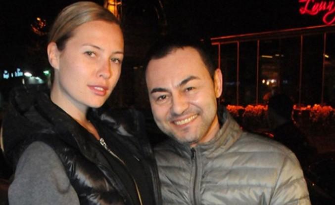 Serdar Ortaç'ın eşi Chloe Loughnan trafik kazası geçirdi