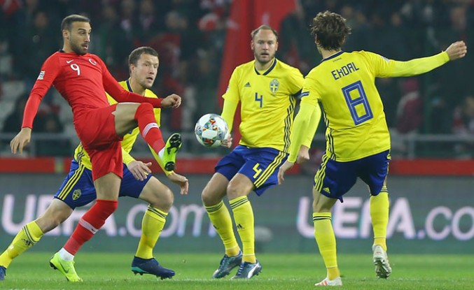 A Milli Futbol Takımı, C Ligi'ne düştü
