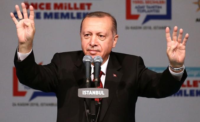 Erdoğan, AK Parti'nin Başkan Adaylarını Açıkladı