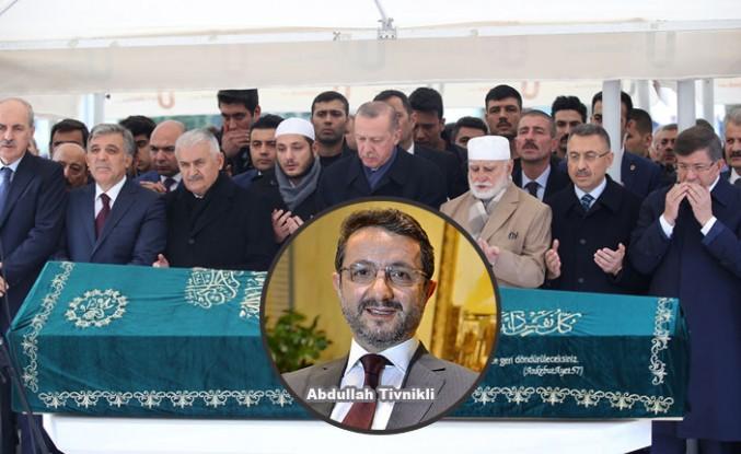 İş adamı Abdullah Tivnikli, son yolculuğuna uğurlandı