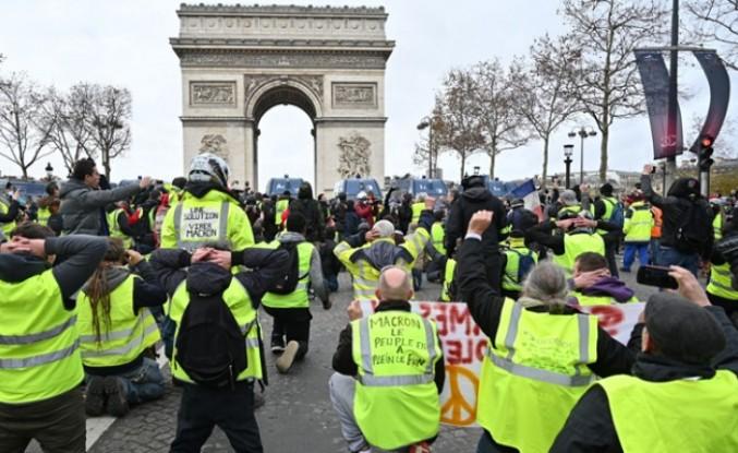 Fransa Başbakanı'ndan 'birlik' mesajı