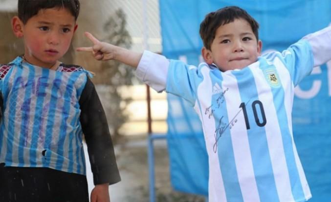 Poşet Formalı Küçük Messi'nin Annesi Konuştu