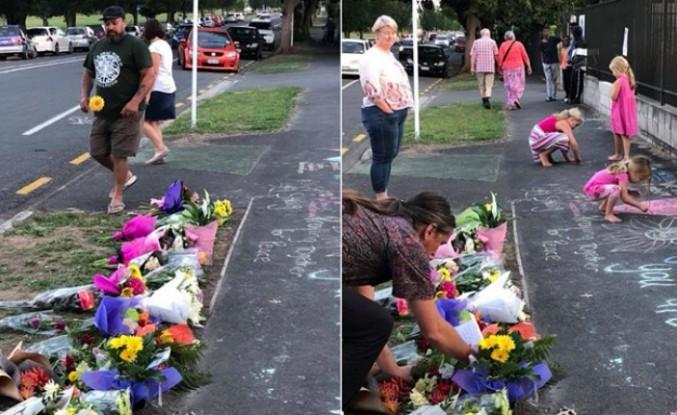 Yeni Zelanda'da terör kurbanları anılıyor