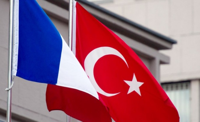 Fransa ile Türkiye 150 milyon euroluk anlaşma imzaladı
