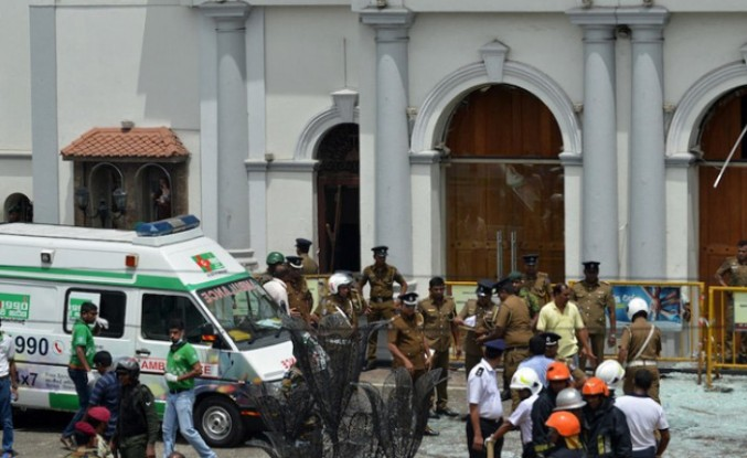 Sri Lanka'da kilise ve otellere saldırılar: En az 207 ölü, 450'den fazla yaralı