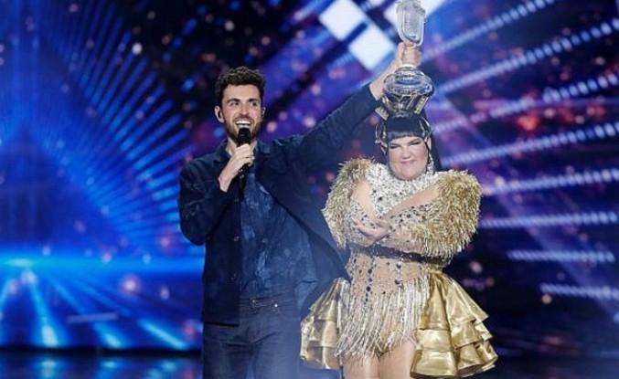 Eurovision şarkı yarışmasını 44 yıl aradan sonra Hollanda kazandı