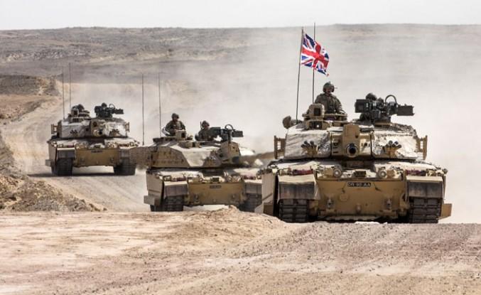 İngiltere, Suudi Arabistan'a silah satışını durdurdu
