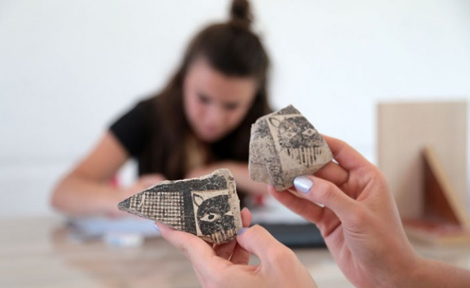 Domuztepe'deki iskan, Göbeklitepe'den bin yıl sonra başlamış