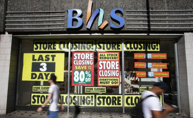 Altı ayda 2 bin 868 mağaza kepenk kapattı