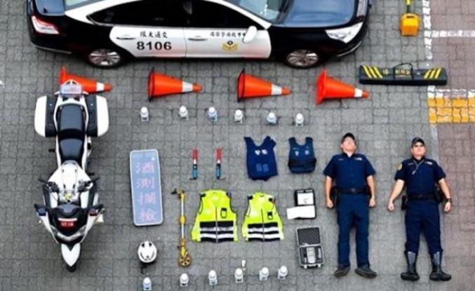 Zürih polisinin başlattığı #TetrisChallenge çılgınlığa dönüştü