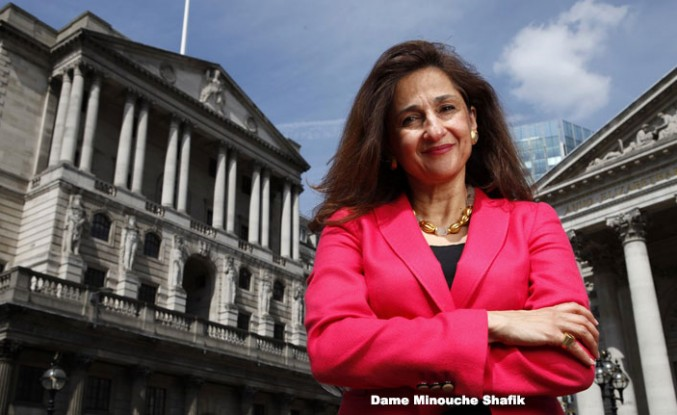 """Finans sektöründe kadınların """"üst düzey payı"""" değişmedi"""