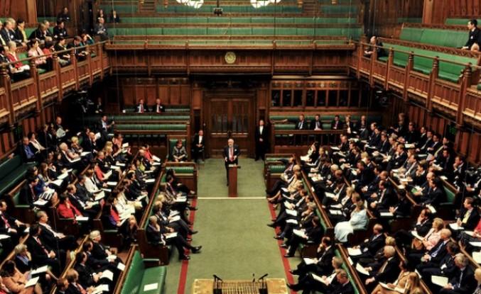 İngiliz Parlamentosunda yeni yasama yılı açıldı