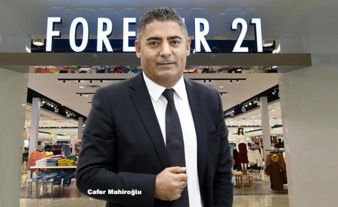 """Londra'daki Türk iş adamı Mahiroğlu """"Forever 21""""in Avrupa mağazalarına talip"""
