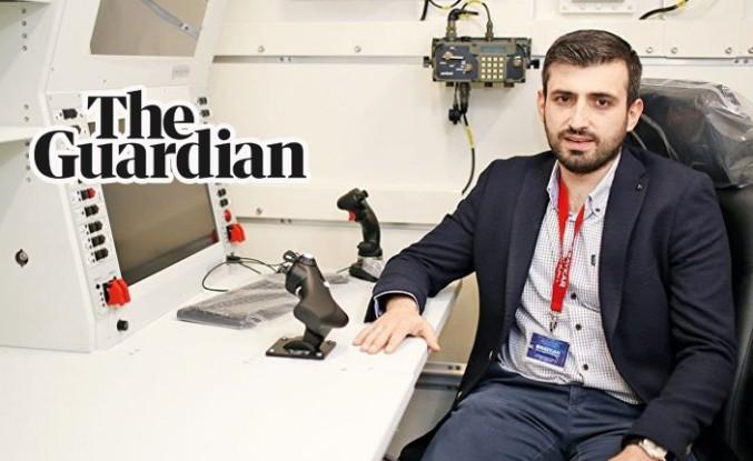 Selçuk Bayraktar'dan, The Guardian'ın iddialarına cevap!