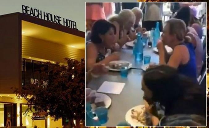 Avustralya'da bir kadın kek yeme yarışmasında öldü