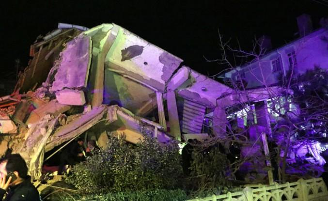Depremin İlk Bilançosu Belli Oldu