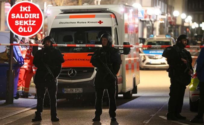 Almanya'daki Saldırıda Ölenlerden 3'ü Türk