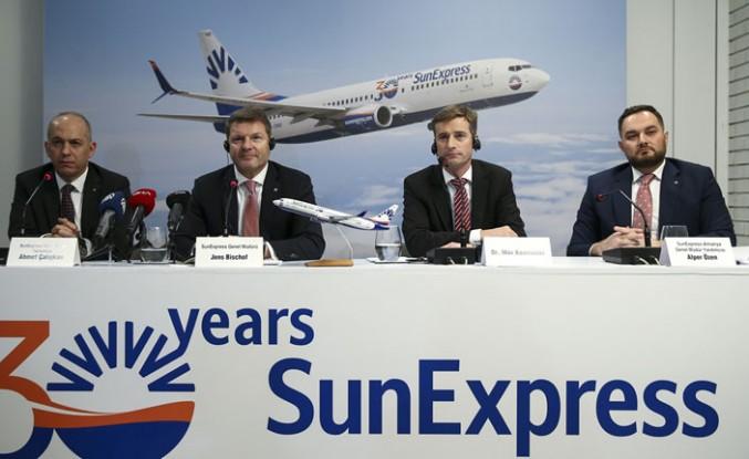 SunExpress'ten tarihinin en büyük cirosu