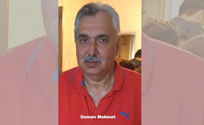 Osman Mehmet Londra'da Koronavirüsten Öldü